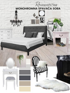 crno-belo-romanticno-spavaca
