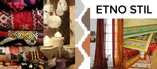 etno stil