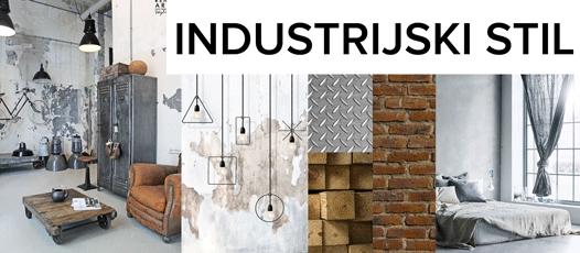 industrijski stil