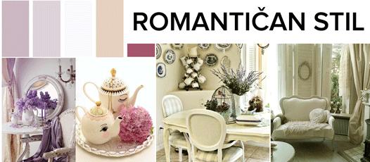 romantican feminin stil