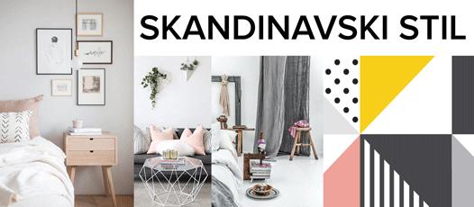 skandinavski stil